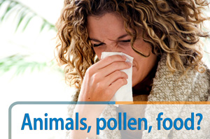 allergy-animals-pollen-food