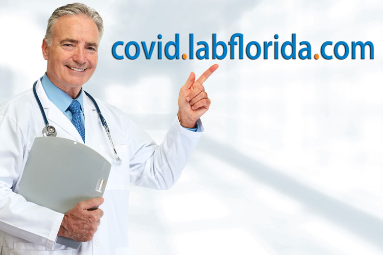 Make an appointment with LabFlorida to test for COVID-19